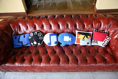Throwboy  Pillow Collection (3) 2