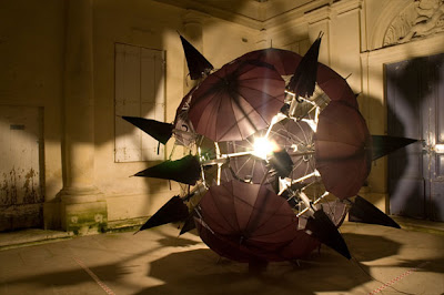 Umbrella Art Installations (30) 2