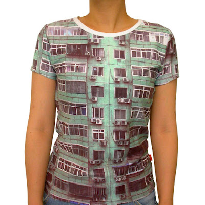 Apartment Building T-Shirt (4) 2