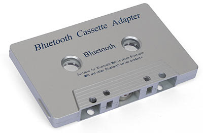Bluetooth Cassette Tape Adapter (2) 1