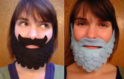 Handmade Beards (2) 2