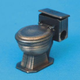 Toilet Pencil Sharpener