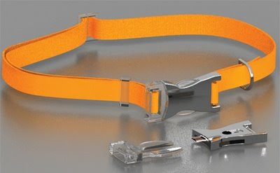 I.D Pet - Dog Collar with A USB Drive (2) 1