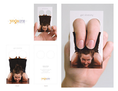 Yoga One: Business Card