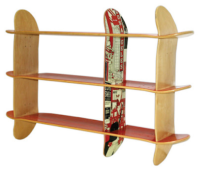12 Creative Skateboard Inspired Furniture Designs (15) 1
