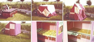Camper Sidecar