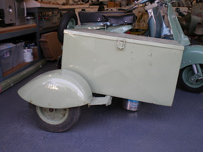 Vespa With Side Car (6) 5