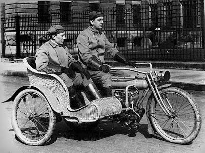 Basket-Work Sidecar
