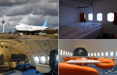 Jumbo 747 Airplane Hostel (2) 1