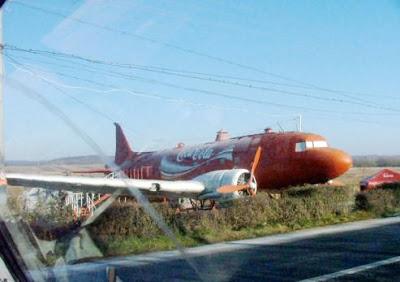 Airplane Café