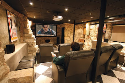 36 Creative and Cool Home Theater Designs (70) 48