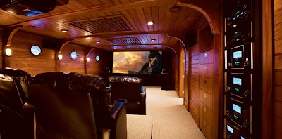 36 Creative and Cool Home Theater Designs (70) 21