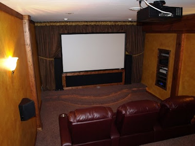 36 Creative and Cool Home Theater Designs (70) 10