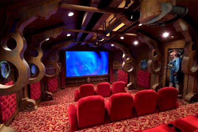 36 Creative and Cool Home Theater Designs (70) 31
