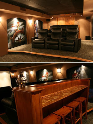 36 Creative and Cool Home Theater Designs (70) 38