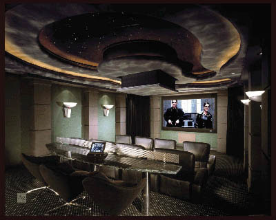 36 Creative and Cool Home Theater Designs (70) 33