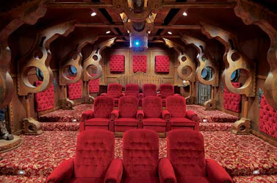 36 Creative and Cool Home Theater Designs (70) 32