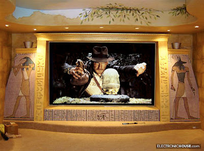 36 Creative and Cool Home Theater Designs (70) 8