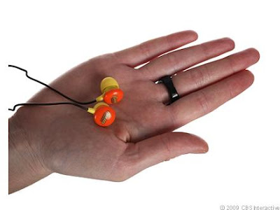 Candy Comfort Earphones