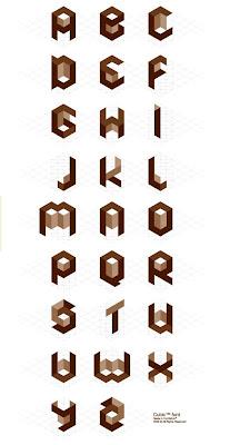 Cubic alphabet