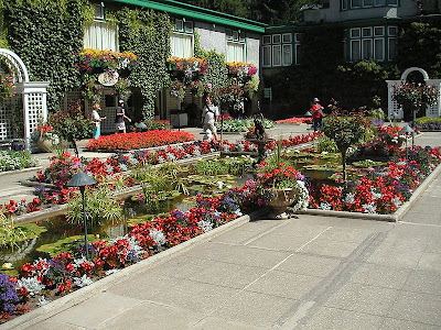 The Butchart Gardens (15) 5