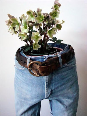Creative and Cool Ways To Reuse Old Denim Jeans (36) 9