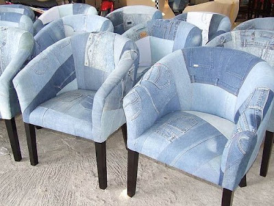 Creative and Cool Ways To Reuse Old Denim Jeans (36) 18