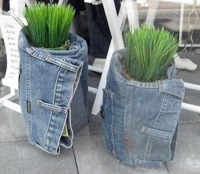 Unique and Unusual Ways To Reuse Old Denim Jeans (36) 8