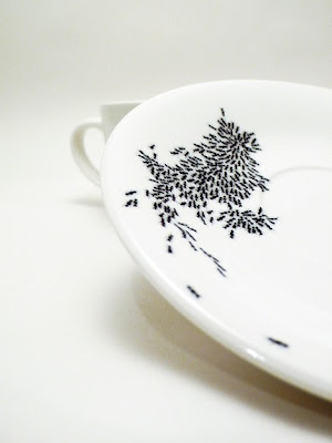 Ants On Cup and Saucer (4) 4