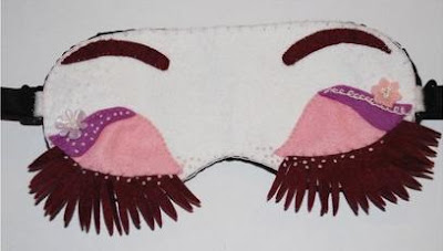 Creative Sleeping Eye Mask Designs (30) 16