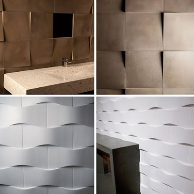 Modern and Cool Bathroom and Kitchen Tiles (30) 20