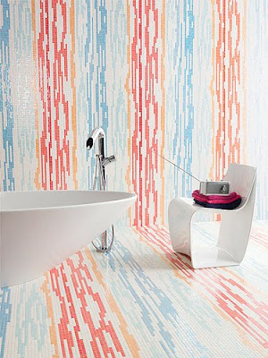 Modern and Cool Bathroom and Kitchen Tiles (30) 21