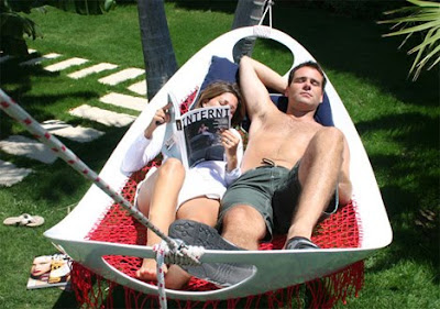 20 Cool and Modern Hammock Designs (30) 1