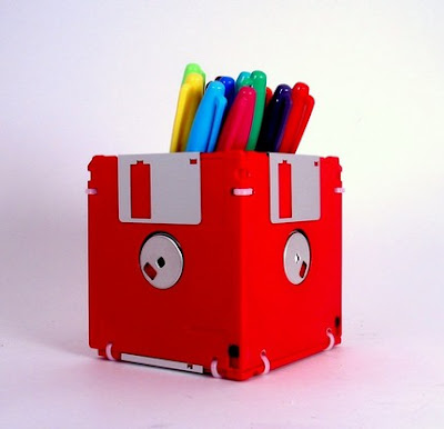 18 Ways To Reuse Old Floppydisks (21) 10