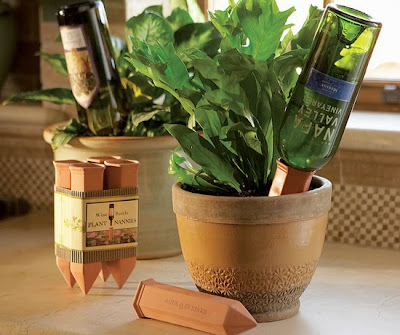 Innovative and Creative Watering Gadgets for Planters (10) 10
