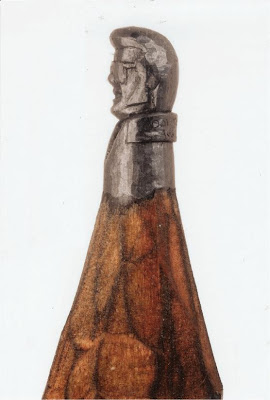 Pencil Tip Sculptures (8) 6