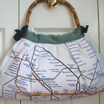 21 Creative and Cool Subway Map Inspired Designs (21) 13
