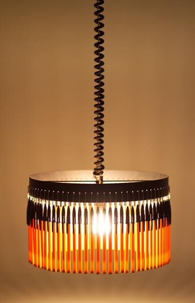 Unique  Creative Reused Lamps and Light Designs