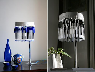 Creative Reused Lamps and Light Designs (40) 40