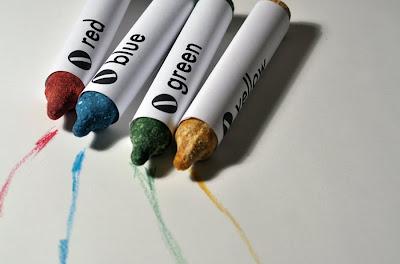 Edible Crayons (12) 2