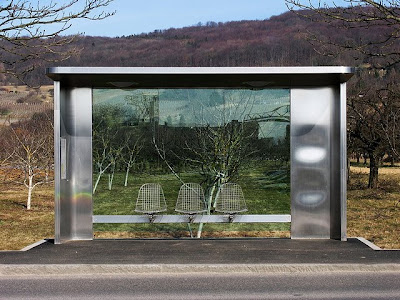 25 Cool and Unusual Bus Stops - Part 3 (25) 17