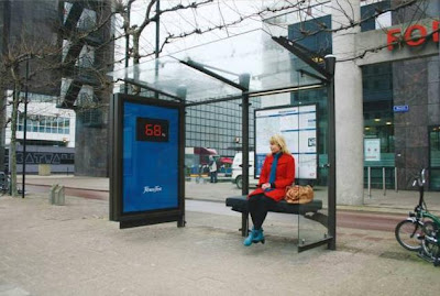 25 Cool and Unusual Bus Stops - Part 3 (25) 2