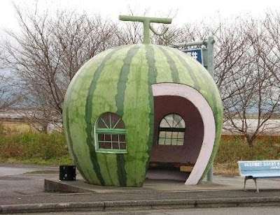25 Cool and Unusual Bus Stops - Part 3 (25) 22