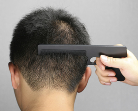 Fashionable Short Haircuts  Male