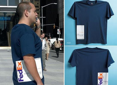 Clever and Creative T-shirt Inspired Advertisements (20) 10