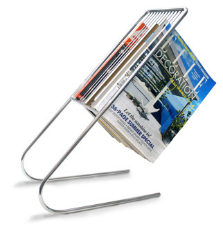 30 Creative and Cool Magazines Holders (30) 24