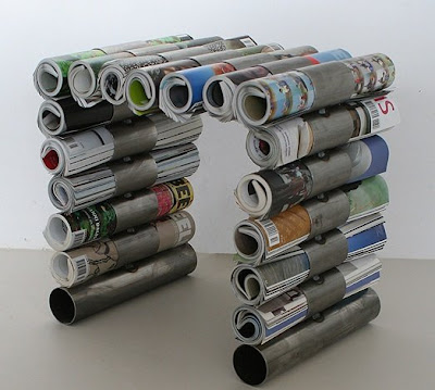 30 Creative and Cool Magazines Holders (30) 7