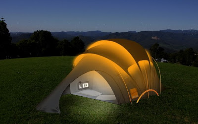 18 Creative and Cool Tent Designs (21) 7