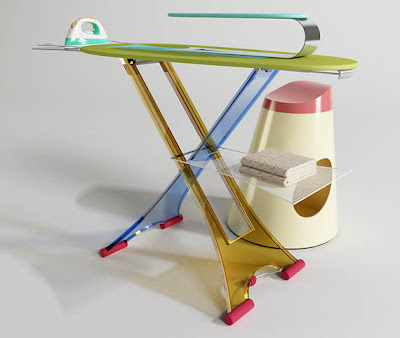 12 Creative and Cool Ironing Board Designs (21) 8