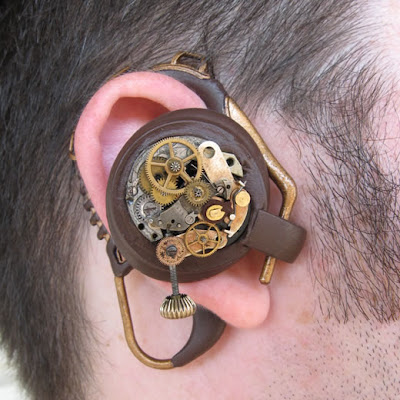 Creative Steampunk Gadgets and Designs (15) 2